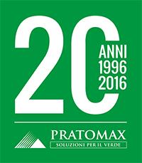 Pratomax_Logo_20anni